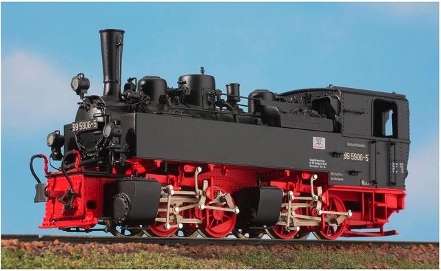 Les locomotives Mallet à voie étroite (H0e et H0m) Dr590610