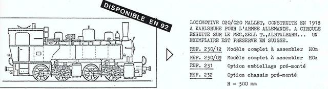 Les locomotives Mallet à voie étroite (H0e et H0m) Mallet10