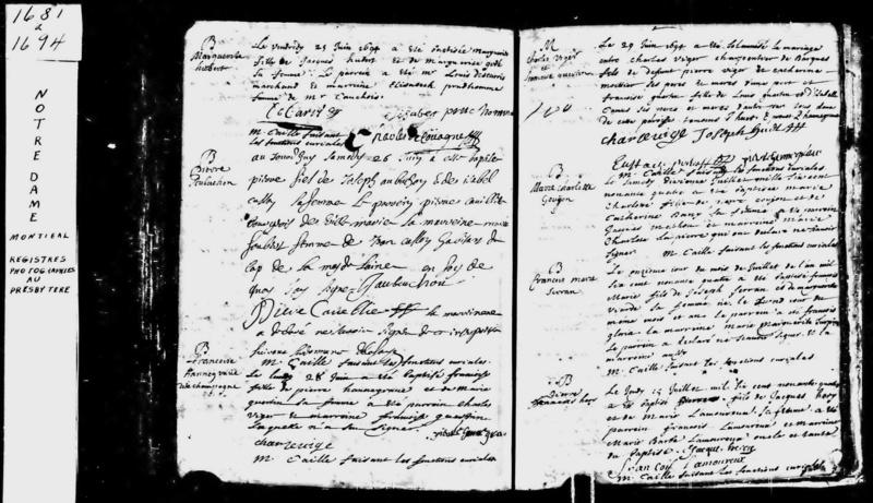Mariage de Pierre-Germain Héry Duplanty avec Marie-Catherine Matanakiwan Baptem15