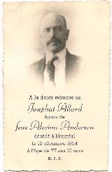 Joseph, Josephat Olie Donia Allard Joseph10