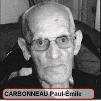 Imprimer Paul Émile CARBONNEAU Paul_e11