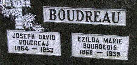 enfants Joseph Boudreau(lt)+Marie (Marie Azélia)Bourgeois  Pierre15