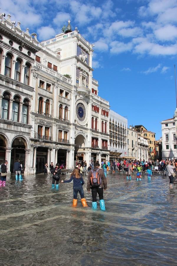 Venise en trottinette Venise10