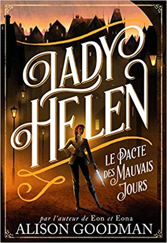 Lady Helen tome 2 d'Alison Goodman 51uifb10