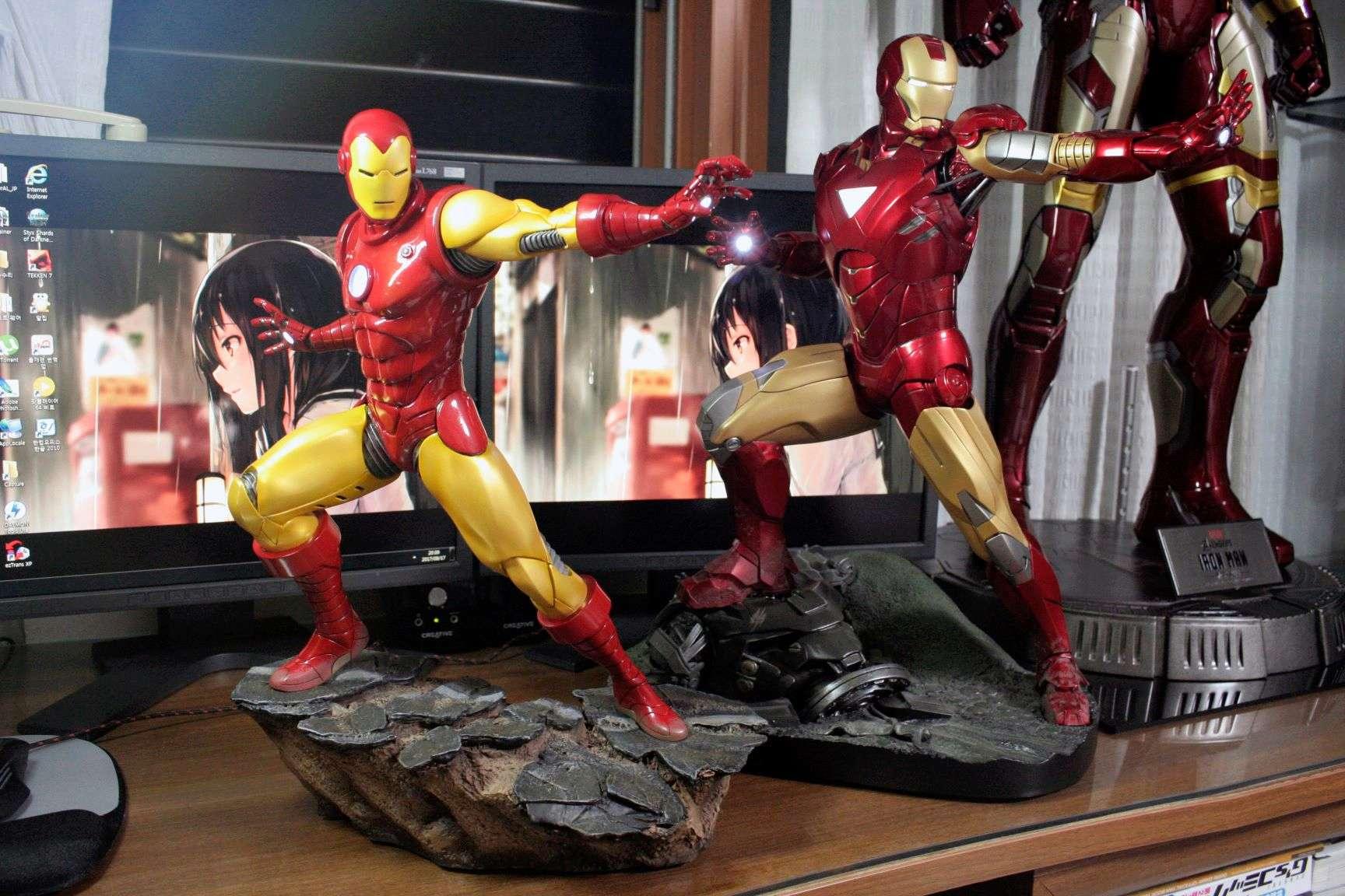 IRON MAN– Avengers Assemble Statue 20819510