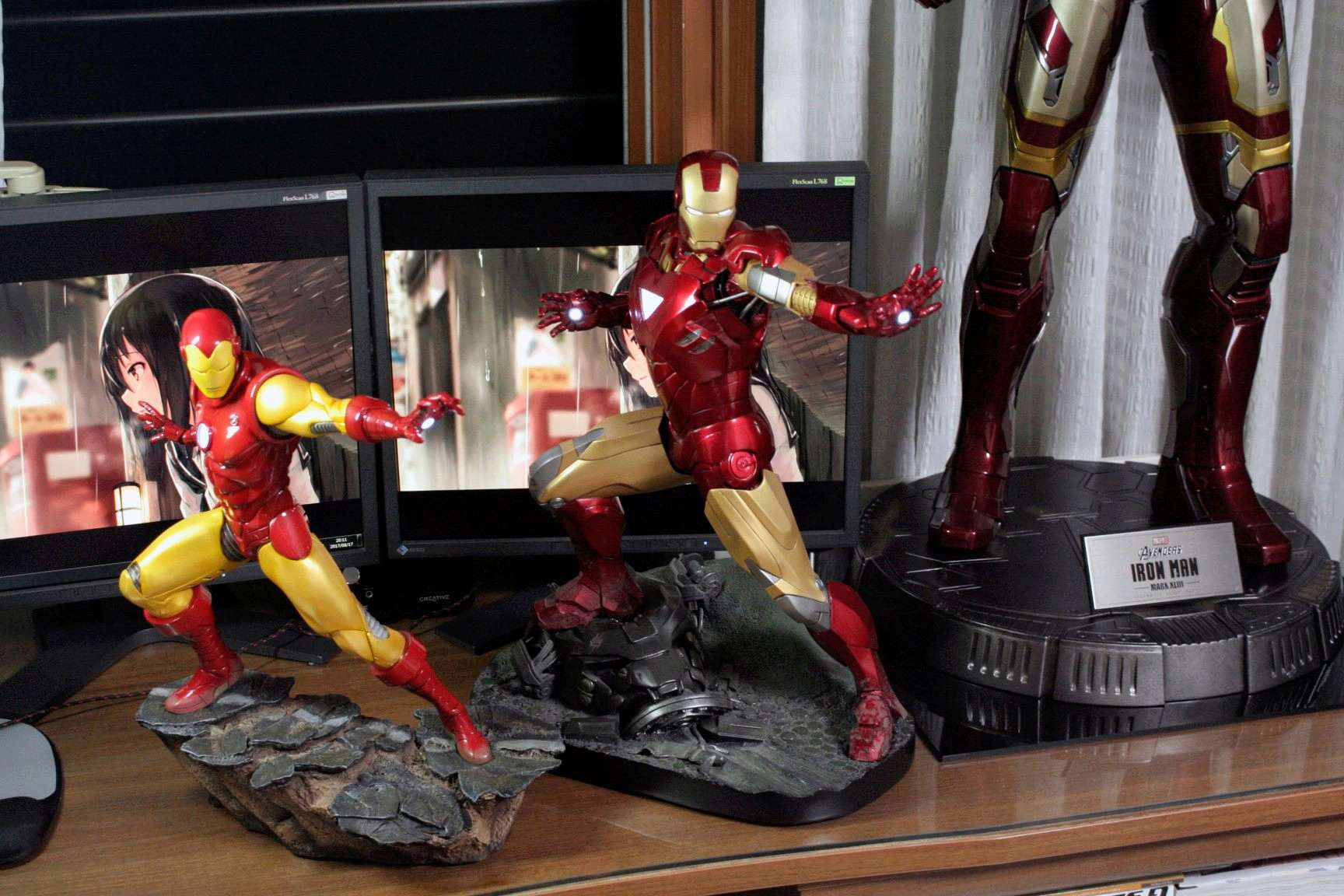 IRON MAN– Avengers Assemble Statue 20819611