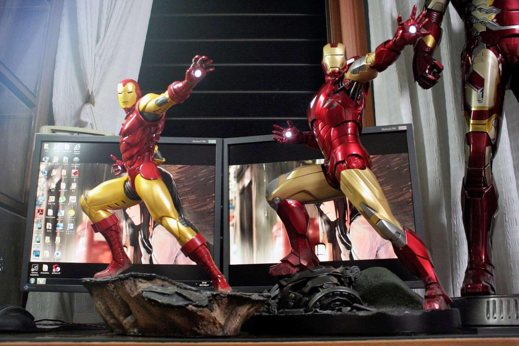 IRON MAN– Avengers Assemble Statue 20819710