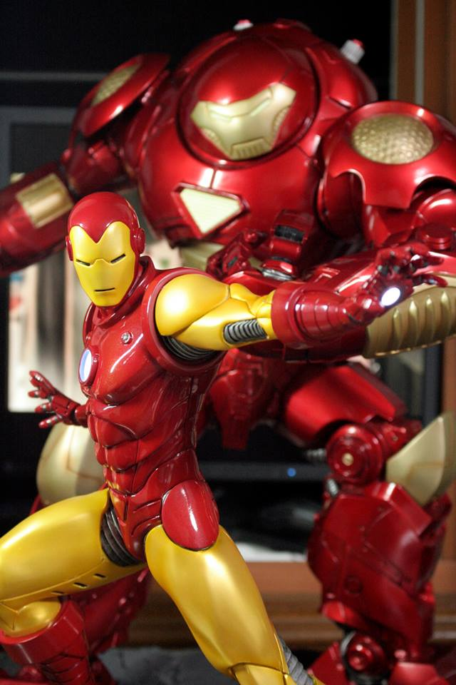 IRON MAN– Avengers Assemble Statue 20841810