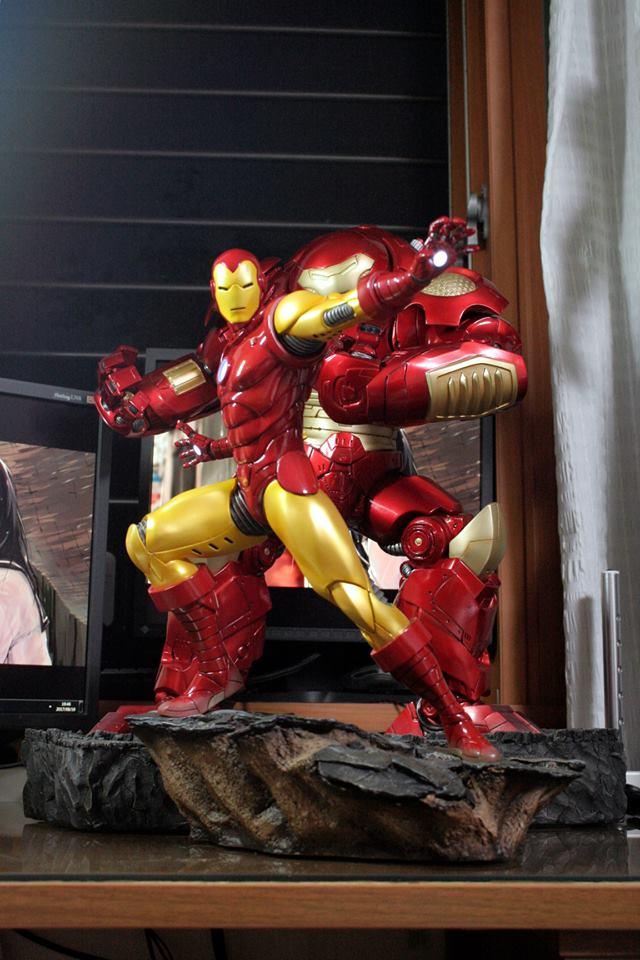 IRON MAN– Avengers Assemble Statue 20841811