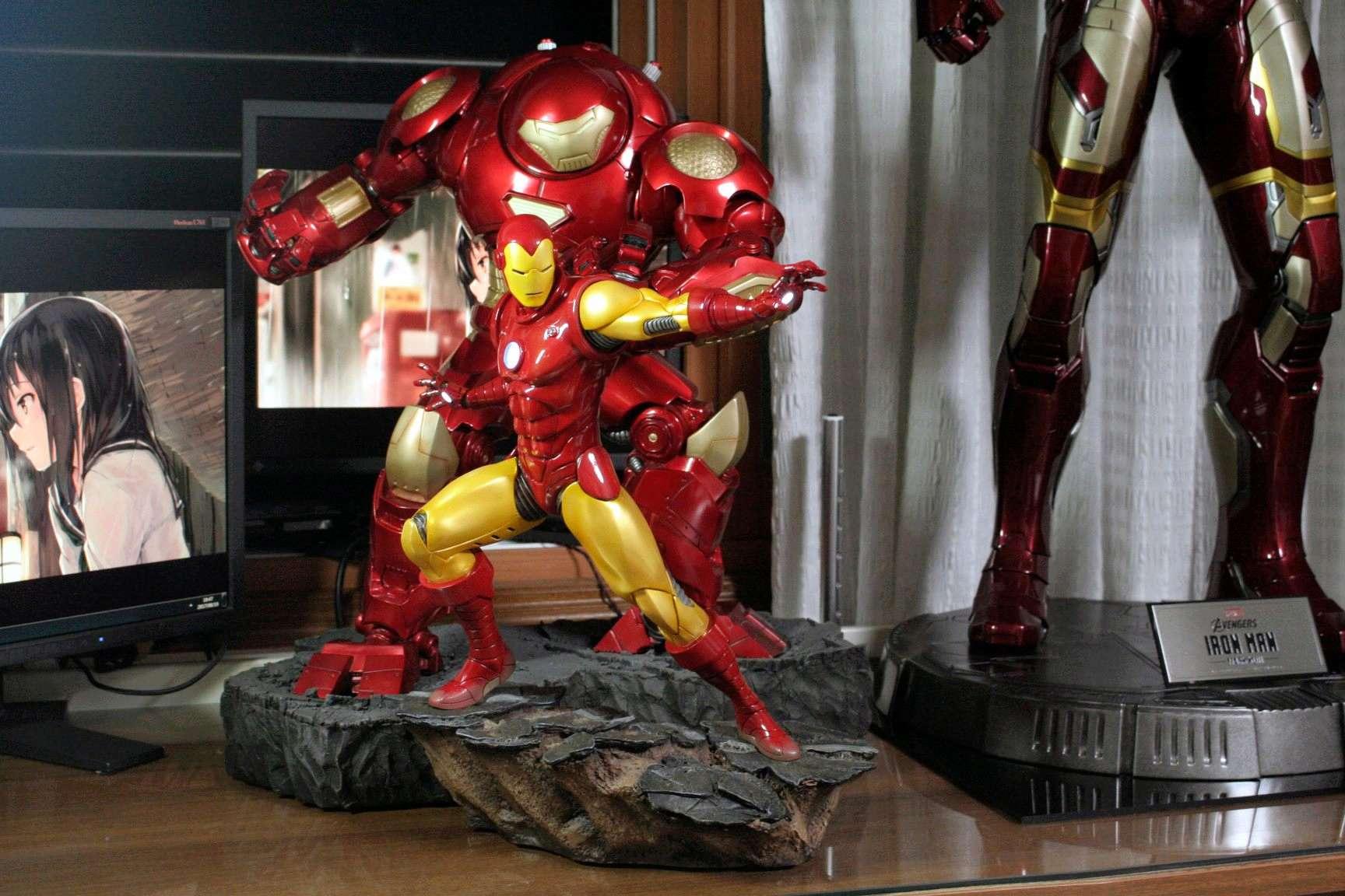 IRON MAN– Avengers Assemble Statue 20863510