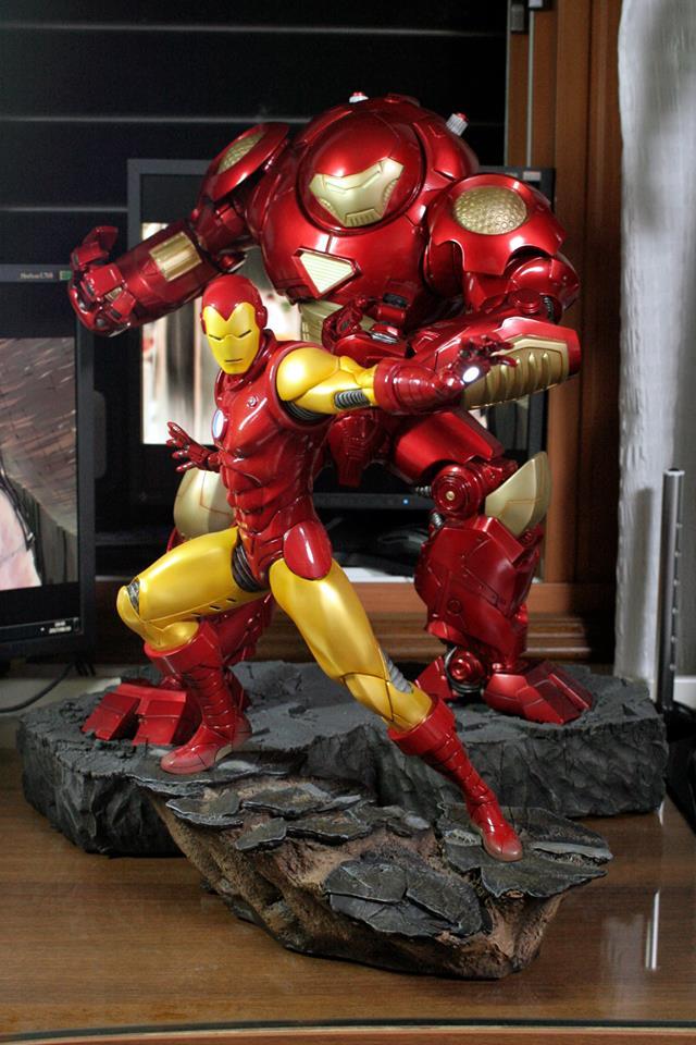 IRON MAN– Avengers Assemble Statue 20882212