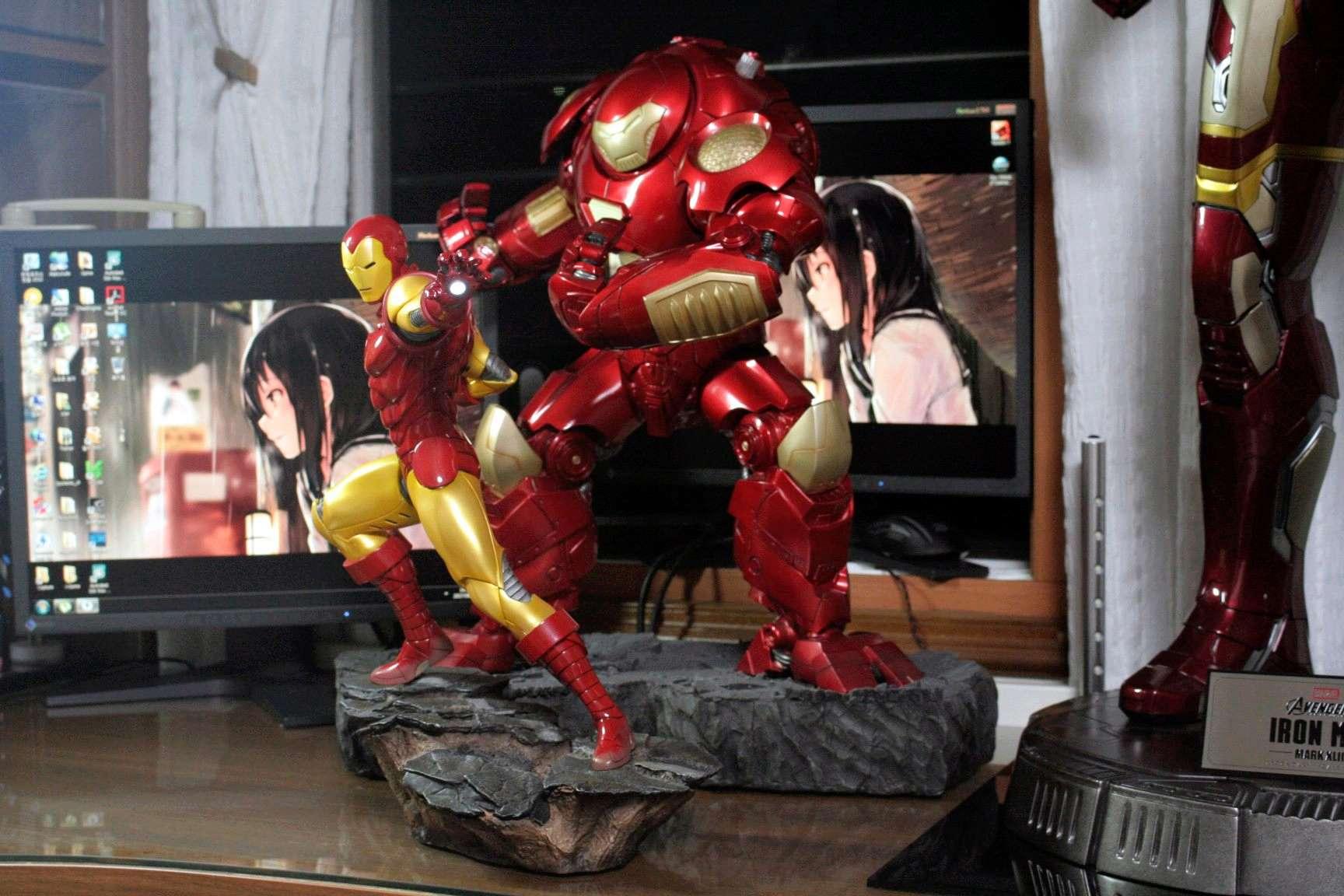IRON MAN– Avengers Assemble Statue 20900610