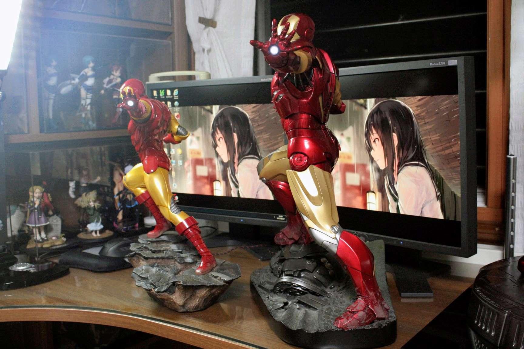 IRON MAN– Avengers Assemble Statue 20900710