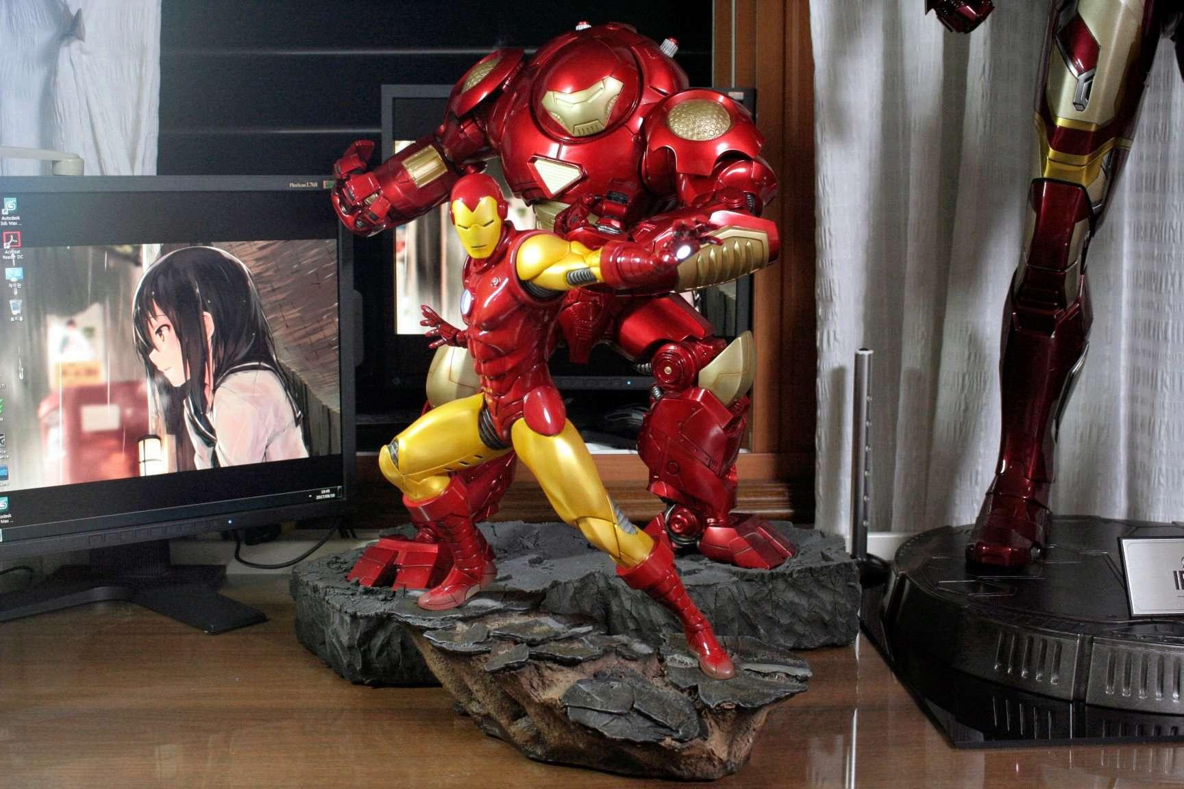 IRON MAN– Avengers Assemble Statue 20934110