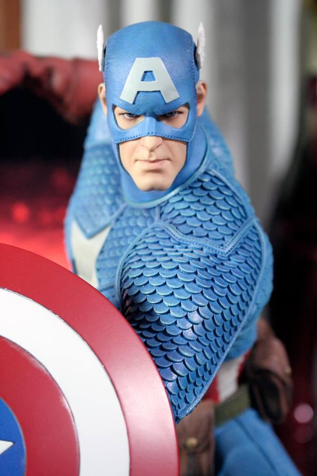 CAPTAIN AMERICA– Avengers Assemble Statue 21151410