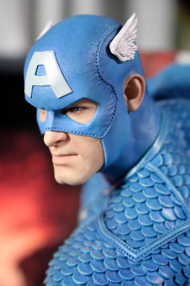 CAPTAIN AMERICA– Avengers Assemble Statue 21151411