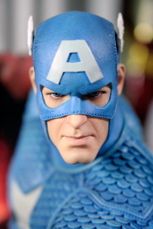 CAPTAIN AMERICA– Avengers Assemble Statue 21151610