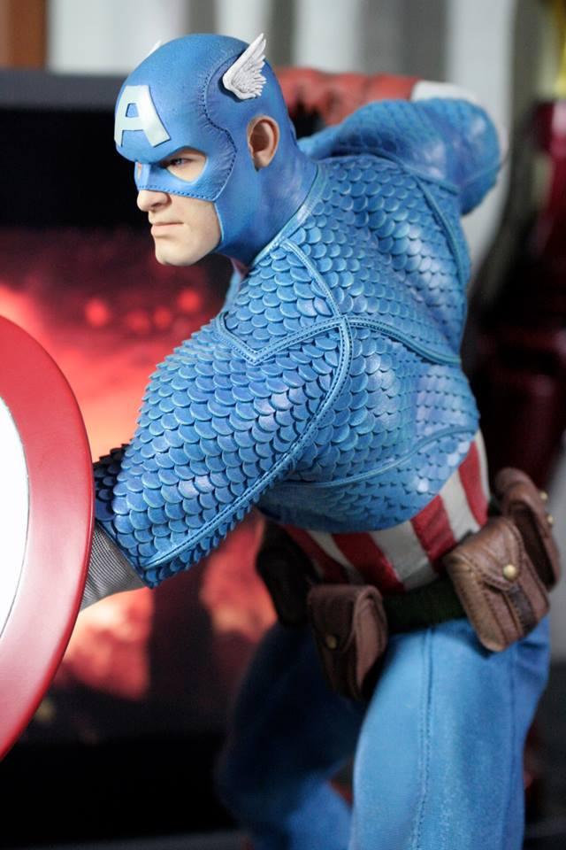 CAPTAIN AMERICA– Avengers Assemble Statue 21151611