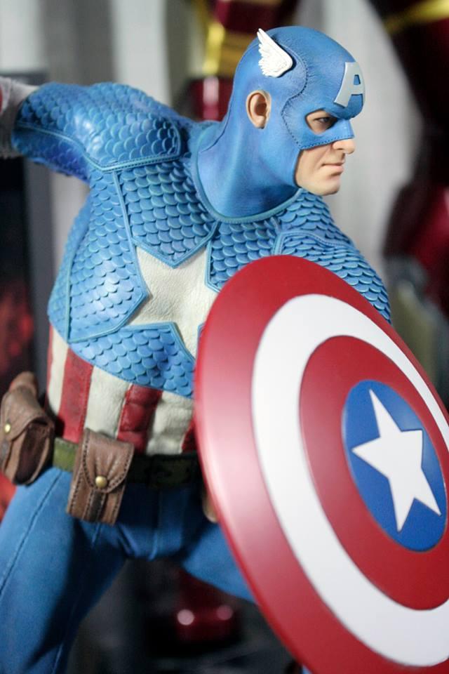 CAPTAIN AMERICA– Avengers Assemble Statue 21192410