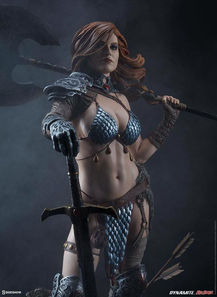 RED SONJA ' Queen Of Scavengers '  Premium Format 2017  - Page 3 21314710