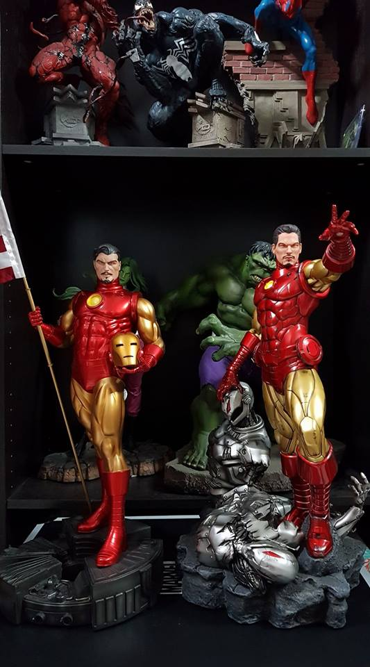 Premium Collectibles : Iron Man classic - Page 4 22279512