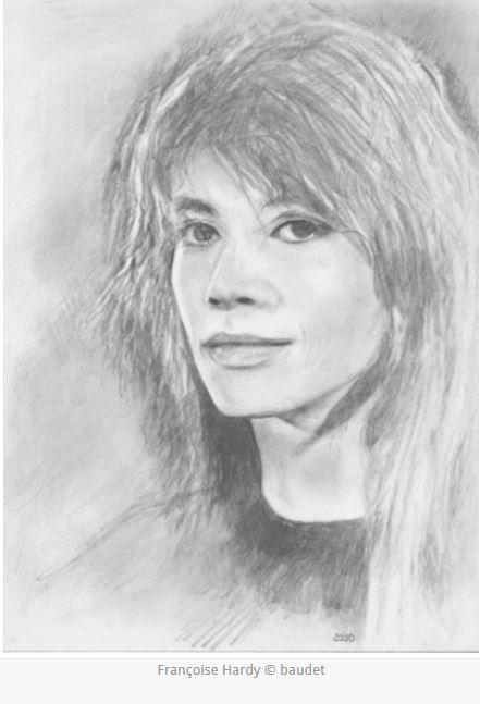 Portraits de Françoise Hardy Phardy14