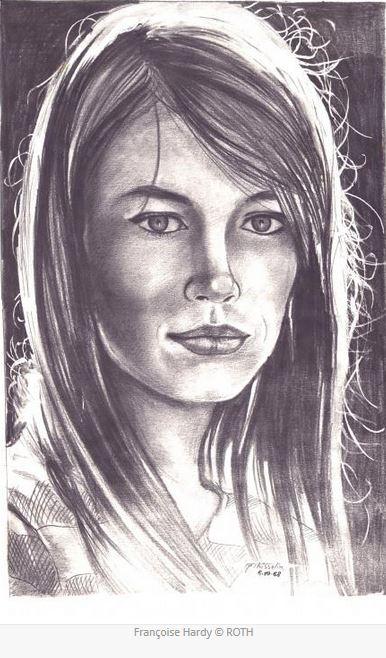Portraits de Françoise Hardy Phardy17