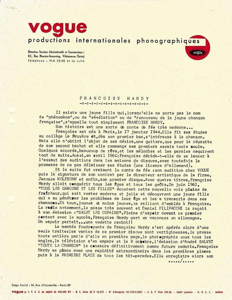 Dossier de Presse 1963 Premie10