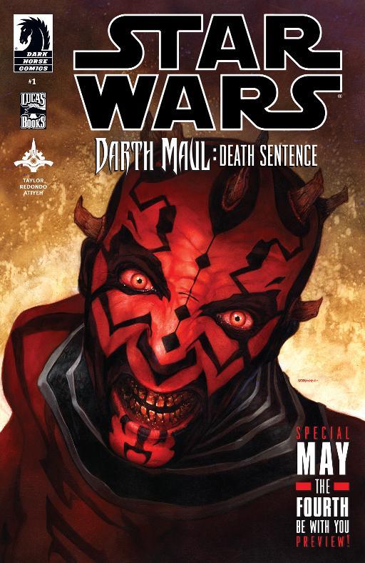 Star Wars Le Côté obscur 13 : Dark Maul – Peine de mort 000110