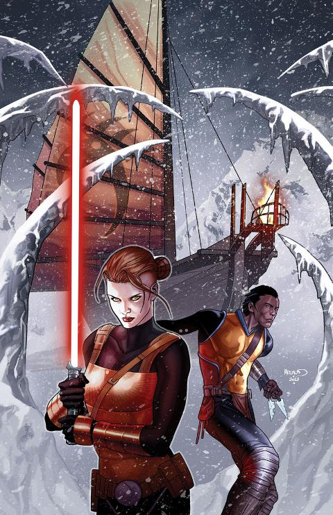 STAR WARS: LOST TRIBE OF THE SITH  000111