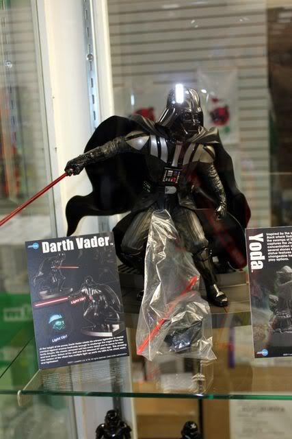 Kotobukiya - Darth Vader Return of Jedi ArtFX Statue - Page 3 000_1710