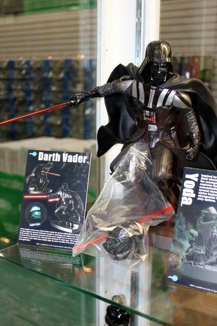 Kotobukiya - Darth Vader Return of Jedi ArtFX Statue - Page 3 000_1711