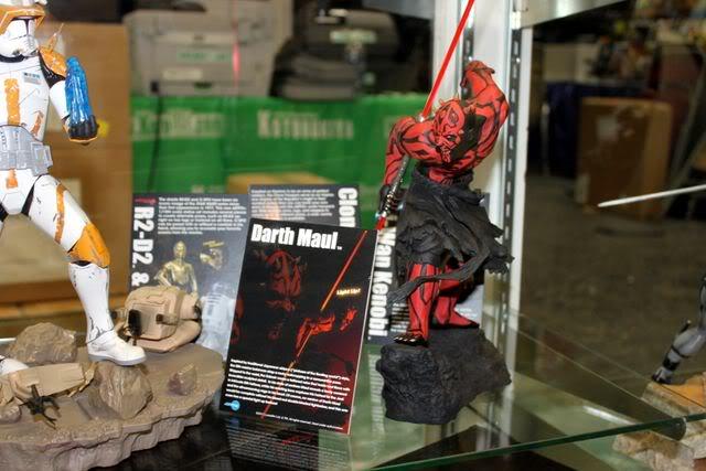 Kotobukiya - Darth Maul - Exclusive Reveal - Page 2 000_1812