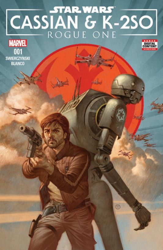MARVEL - Star Wars: Rogue One - Cassian & K-2SO Special 0010