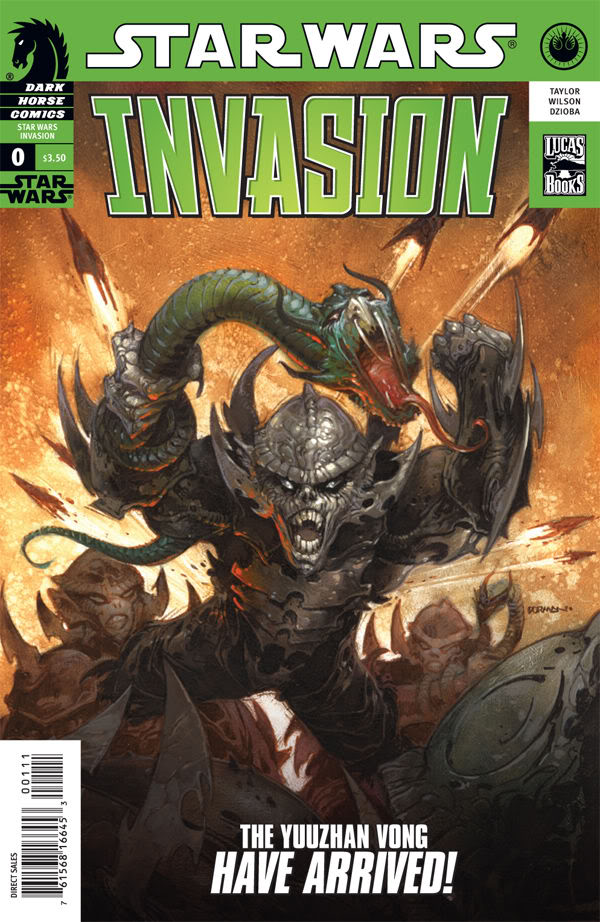 STAR WARS - INVASION (The Yuuzhan Vong Invasion) 0011