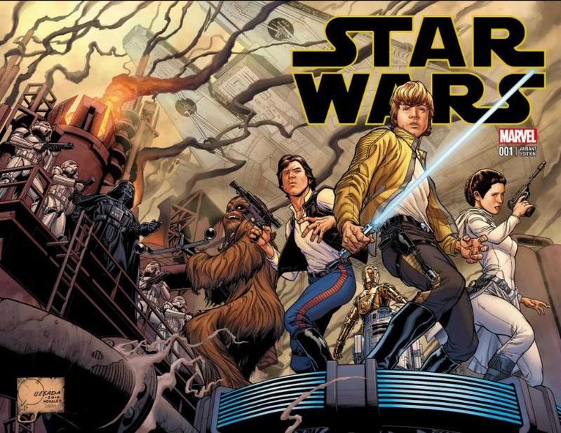 Marvel Comics US - Star Wars  00110