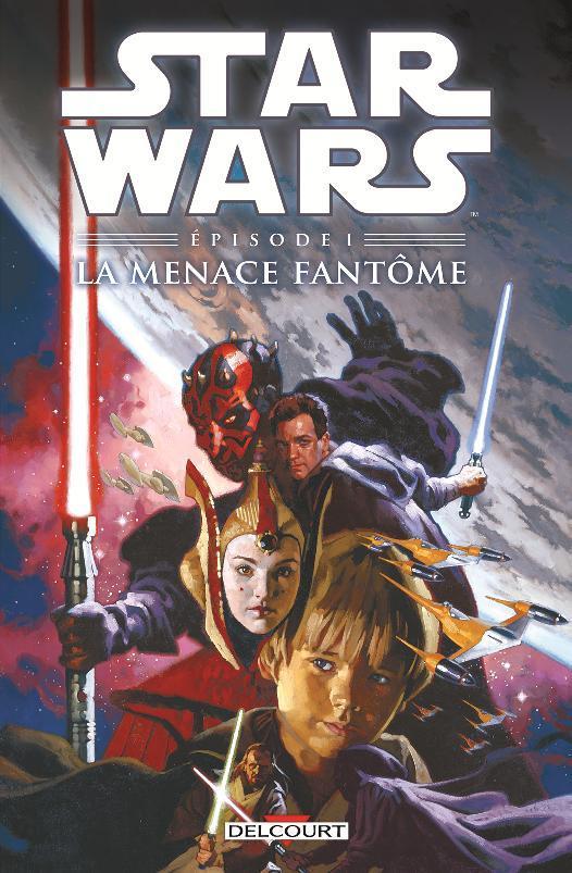 Star Wars Episode I. La Menace Fantome (Edition 2015) 00111