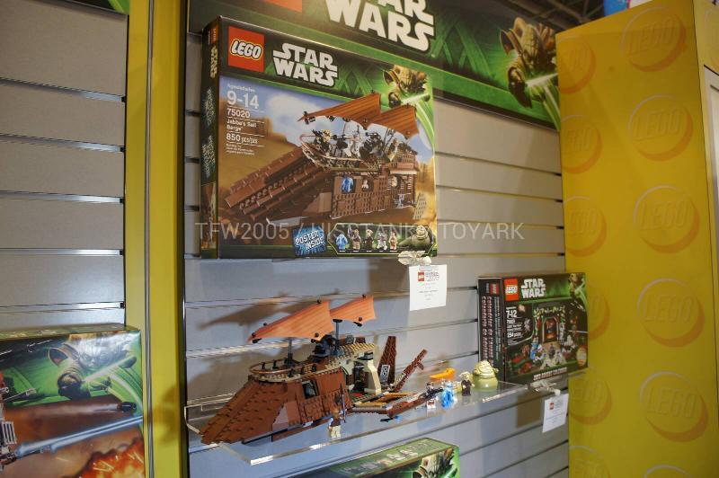 LEGO STAR WARS - 75020 - Jabba's Sail Barge 00116