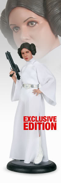Sideshow Collectibles - Leia 1/4 Premium Exclusive Edition 00124