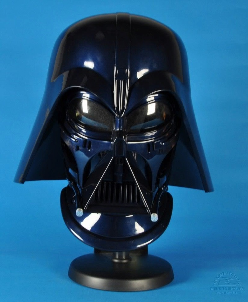 Efx - Darth Vader helmet - Ralph MC QUARRIE concept 0015