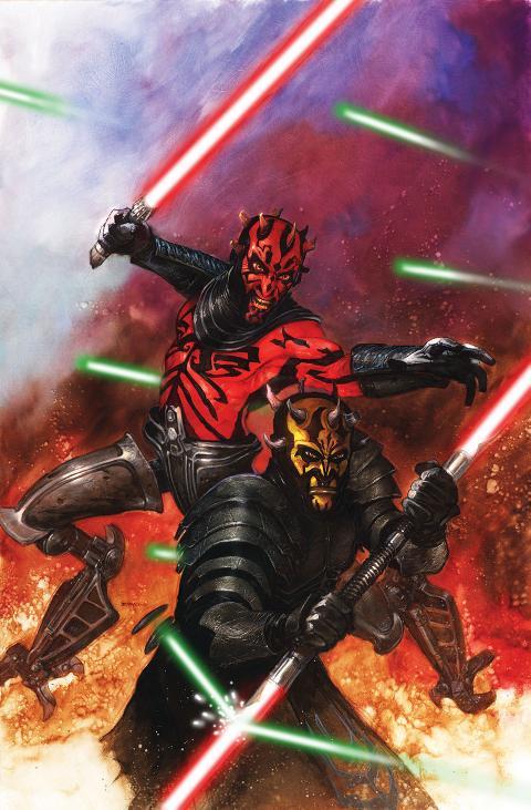 Star Wars Le Côté obscur 13 : Dark Maul – Peine de mort 00211