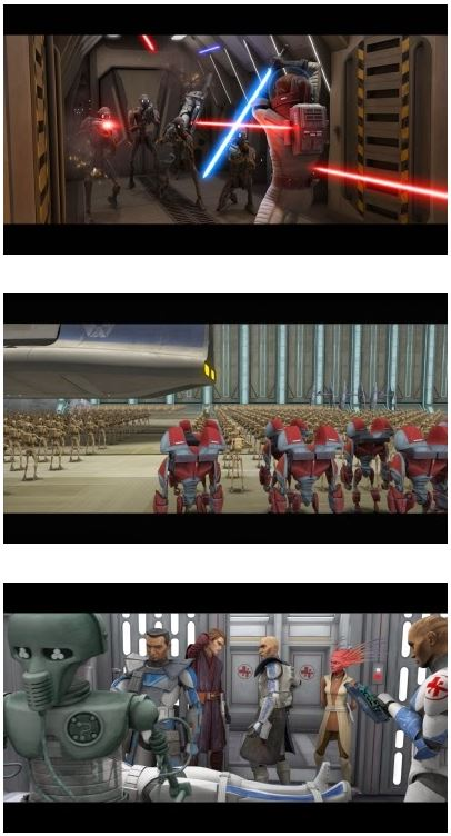 STAR WARS THE CLONE WARS - NEWS - NOUVELLE SAISON - DVD [3] - Page 4 00214
