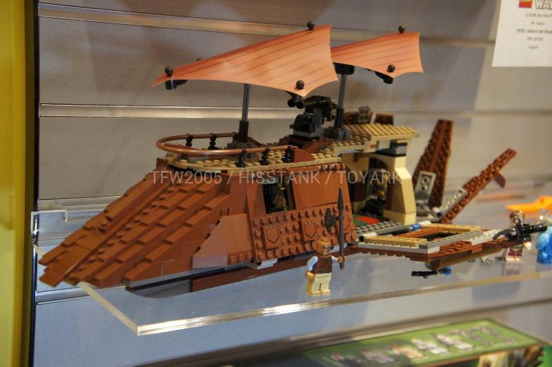 LEGO STAR WARS - 75020 - Jabba's Sail Barge 00216