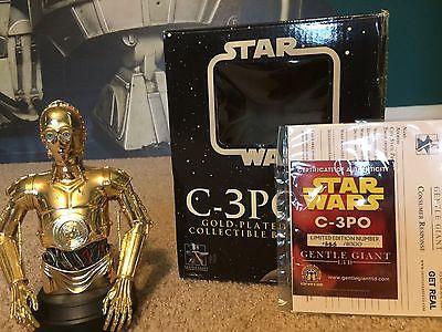 C-3PO Mini bust 00218