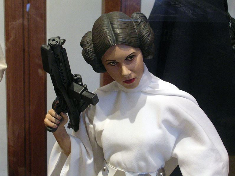 Sideshow Collectibles - Leia 1/4 Premium Exclusive Edition 00223