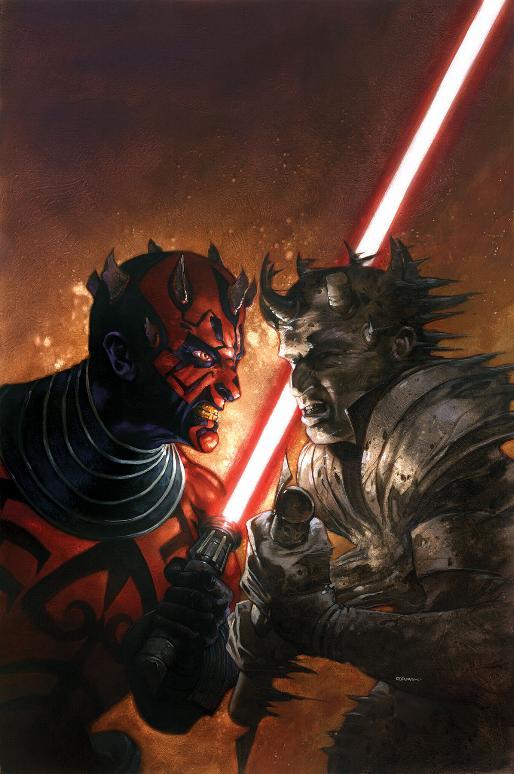 Star Wars Le Côté obscur 13 : Dark Maul – Peine de mort 00310