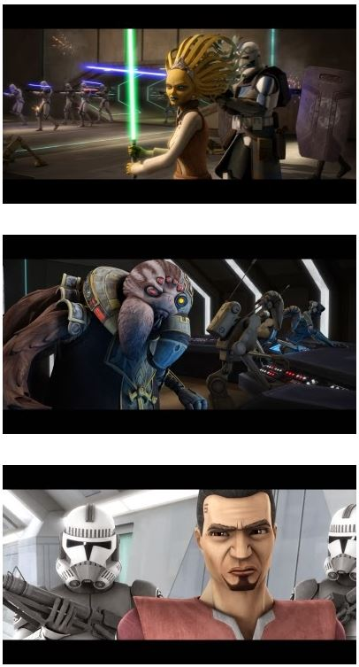 STAR WARS THE CLONE WARS - NEWS - NOUVELLE SAISON - DVD [3] - Page 4 00313