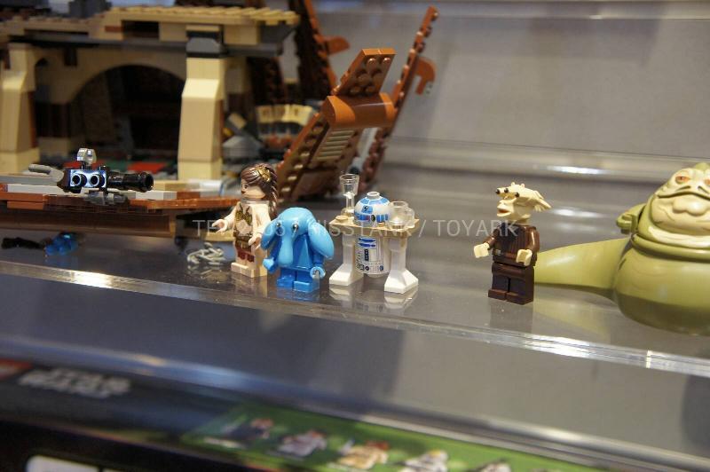 LEGO STAR WARS - 75020 - Jabba's Sail Barge 00315