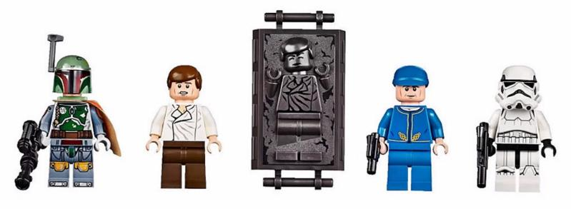 LEGO STAR WARS - 75060 - UCS SLAVE I 00316