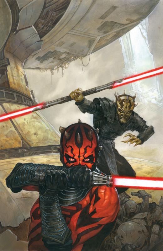 Star Wars Le Côté obscur 13 : Dark Maul – Peine de mort 00411